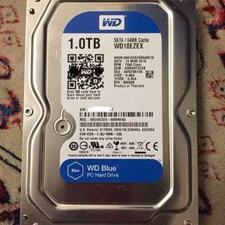 HDD WD Blue 1TB