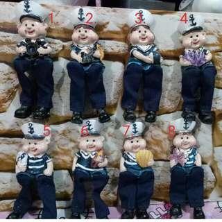 Sailor Ref Magnet P60 each only