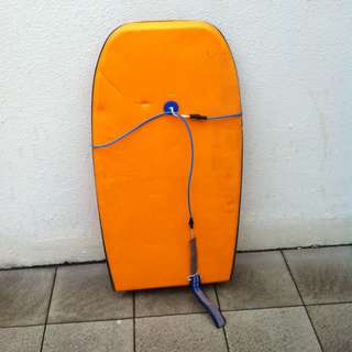 Big adult swim board. Size 90 x 46 x 7cm. You can lie on it. In good condition.
