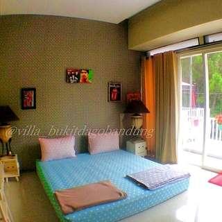 Villa 4 Kamar Tidur,3 Kamar Mandi,water Heater,tv Cable,dll