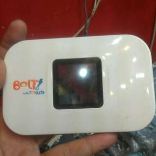 Bolt mini wifi 4g lte