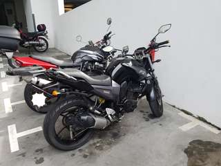 Yamaha FZ16 affordable