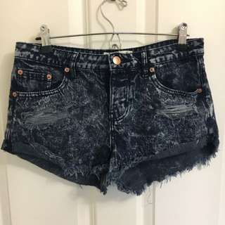 Denim Shorts #under20