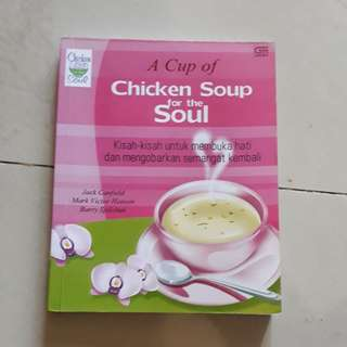 Chicken soup for the soul kumpulan cerita inspiratif