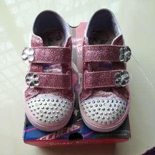 Original Skechers Twinkle Toes Pink