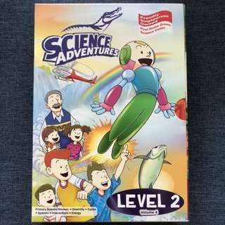 Science Adventure Level 2 Volume 4