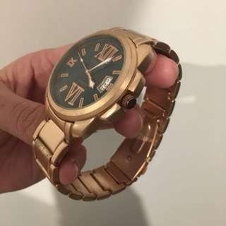 Authentic men's lux watch