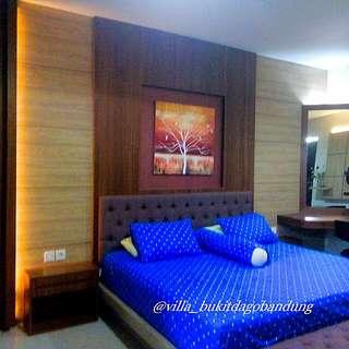 Villa Dengang 4kamar  Tidur,3 Kamar Mandi,water Heater,dll