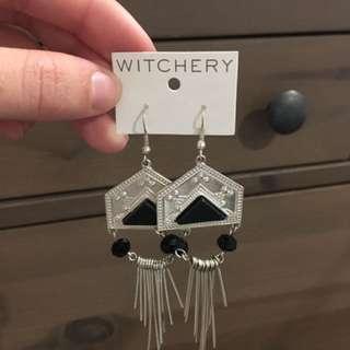 NEW Witchery earrings
