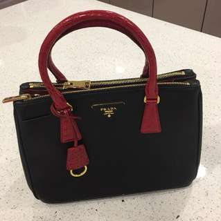 Genuine Prada Bag with dust bag and authentication card