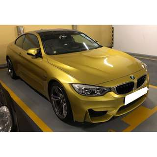 2014 BMW M4 COUPE ( F82 )