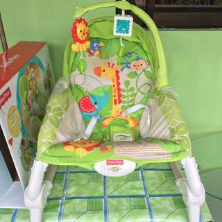 FISHER PRICE 3in1 ROCKING CHAIR