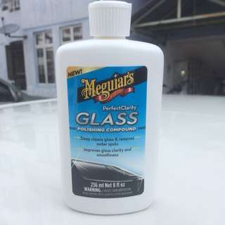Meguiars Perfect Clarity Glass Polish