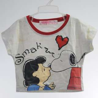 Snoopy Shirt Medium