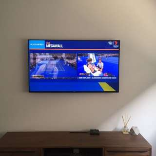 Samsung 55inch smart tv
