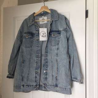Cheap Monday oversized denim jacket
