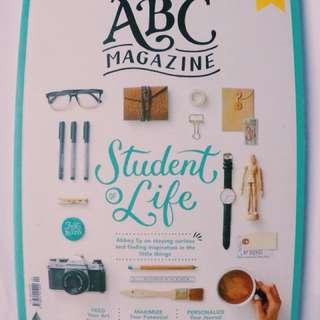 Student of Life zine