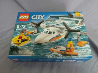 Lego City Rescue Plane 60164
