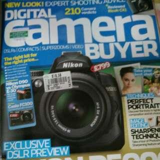 Digital Camera Buyer Magazine Issue 84