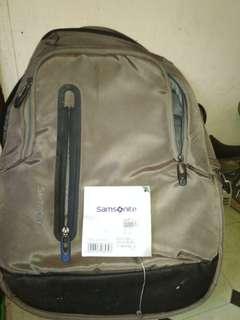 samsonite torus backpacklV grery