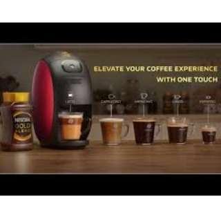 NESCAFE Gold Blend Barista Coffee Machine