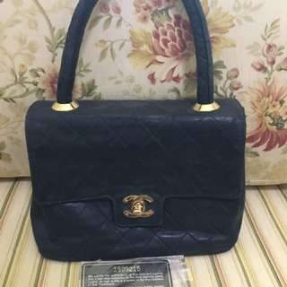 Chanel flap bag small preowned