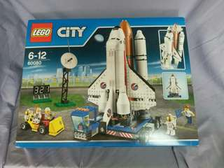 Lego Space Port 60080