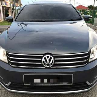 CONTINUE LOAN PASSAT 1.8 TURBO
