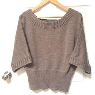 Carl Kapp S/Size 8 Knit