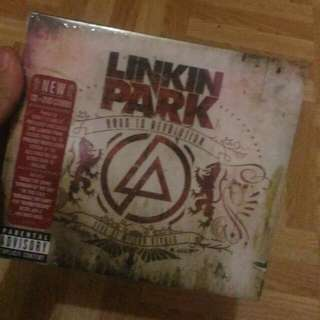 REPRICED!! Linkin Park Album