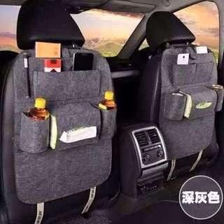 Portable Car Backseat Organizer - On Hand