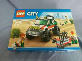 Lego Off Roader 60115