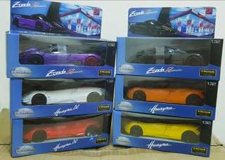 Petron Die cast Cars