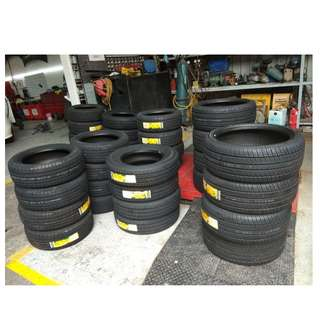 1 + 1 FREE- CAR TYRES - BUY 1 GET 1 FREE ( SELECTED BRANDS ) - TYRES & RIMS