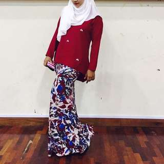 Blouse & skirt ASHH&ANNAS