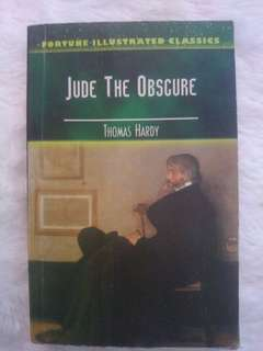 NOVEL JUDE THE OBSCURE