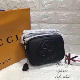 Gucci Inspired Soho Sling