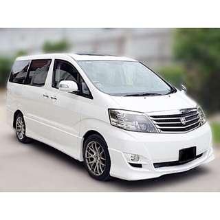 Toyota Alphard Auto