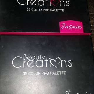BEAUTY CREATION ▪ JASMINE 35 COLOR PRO PALLETE