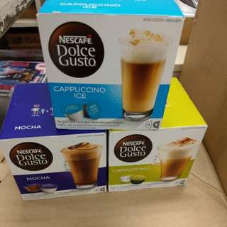 Nescafe Dolce Gusto 雀巢咖啡