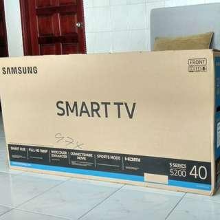 Brand New / Sealed set! Samsung 40 inch SMART tv