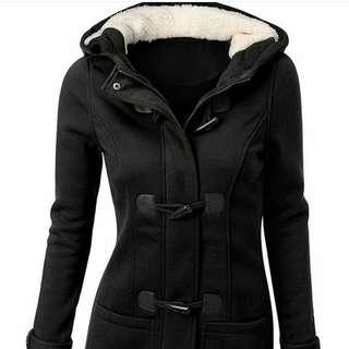 Coat Polyester Wanita