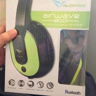 Wireless/wired headphone ALCATROZ AIRWAVE 300
