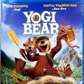 YOGI BEAR BLURAY
