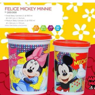 toples  felice mickey minnie