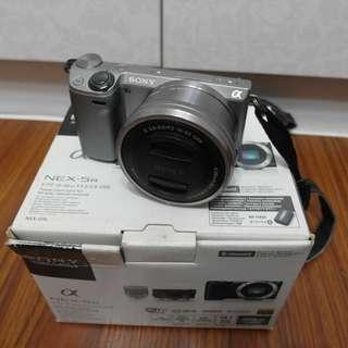 【出售】SONY NEX-5R + 16-50mm 微單眼相機 盒裝完整