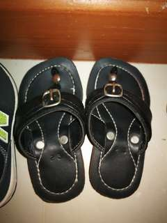 Chapal - size 23 (prolly 1-2 year old)