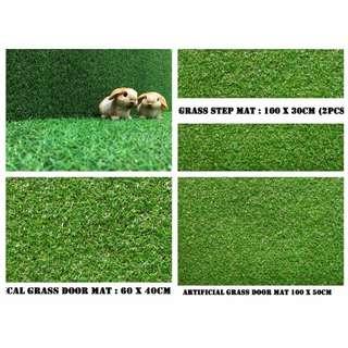 CNY PROMO!!! Artificial Grass Door Mat & Step Mat!!!