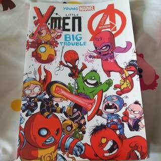 Young Marvel - Little XMen Little Avengers Big trouble