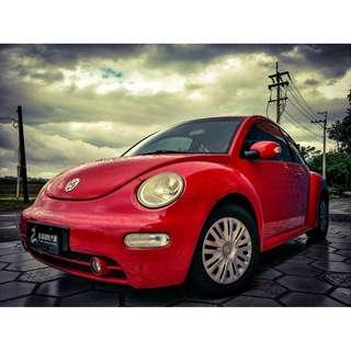2004  福斯  beetle 金龜車